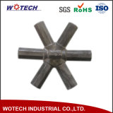 Сложные части отливки ISO аттестуют Wotech