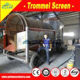 높은 복구 비율 대규모 300 T/H 금 가공 플랜트 자동차 회전식 원통의 체
