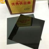 2mm-8mm plus de noir de miroir de couleur