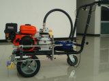 Empuje manualmente termoplástico carretera máquina de la marca para la venta