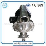 浸水許容のスラリーおよび沈積物のステンレス鋼の水処理のダイヤフラムポンプ