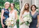 Encantando una línea madre larga de la longitud del suelo de la funda del cuello de V de los vestidos de noche de la novia