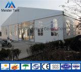 Grande tenda di alluminio decorata classica di evento