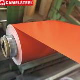 A cor do fabricante da fábrica de PPGI Prepainted a bobina de aço galvanizada