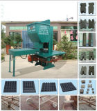 Gebildet im China-konkreten Distanzstück, das Maschine herstellt