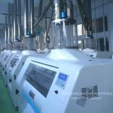Trusted Quality Maize Meal Production Processing Line with Recruitment Agents