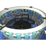 Poca leva Four-Shuttle Circular Loom para PP Woven Fabric (YF-BT/BC-750/4)