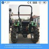 Agricultral 55HPの小型電気農場トラクターか水田の車輪が付いている庭またはコンパクトまたは芝生または小さいですか歩くトラクター