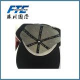 Algodón blanco de encargo baratos Deportes o gorra de béisbol Poliéster