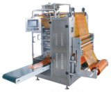 Eis Water Four-Side Sealing und Multi-Line Packing Machine