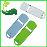 Пластичный навальный дешевый миниый привод вспышки USB для выдвиженческого подарка