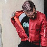 人の衣服のための立場カラー暖かいジャケット