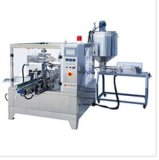 Líquido y Paste Packing Machine Unit con Liquid y Paste Filler para Juice