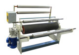 Machine simple de film plastique de bobinier de vis simple
