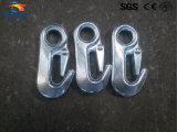 Amo resistente d'acciaio forgiato dell'argano dell'occhio con il fermo