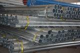 Tubi d'acciaio saldati Gavlanised dell'UL FM ASTM con l'estremità smussata per la lotta antincendio