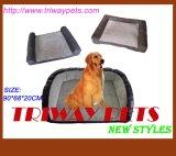 犬(WY161061)のためのQuaulityおよび慰めの高いデラックスなベッド