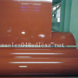Roofing lámina en color recubierto Galvalume y la bobina de acero galvanizado
