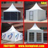 Aluminium und Belüftung-im Freiensommer-Gartengazebo-Zelt