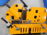 Eisen-Arbeitskraft-hydraulische Locher-Schermetallarbeiter-Herstellungs-Maschinen