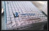 O MERGULHO quente galvanizou a caixa soldada de Gabion do engranzamento de fio
