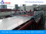 Heet verkoop de Machine van de Raad van het Schuim van pvc WPC voor Bekisting/Raad Furniture/Cabinet