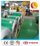 Bobina do aço inoxidável no baixo preço JIS G4305/En10088 do estoque 304