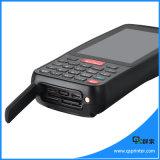 Alta calidad 4G PDA Handheld androide portable sin hilos con el programa de lectura de NFC