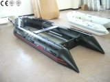 Hypalon of pvc Material Inflatable Boats Popular Fishing Boats voor Sale (HAS 5.0m6.0m)