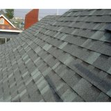 5-Tab Asphalt Roof Shingle mit ISO Approved (Blue /Green /Red /Grey)