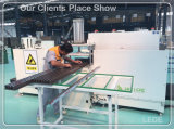 Eind-malende Machine met Hoek van de Verwerking van Graad 35-90 de Regelbare voor Aluminium