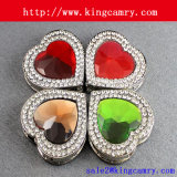 부대 지갑 걸이 또는 부대 홀더 또는 지갑 훅이 각종 결정에 의하여 돌을 던진다