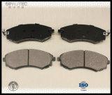 Nécessaire de garniture de frein de l'usine D887 de garnitures de frein de véhicule de la Chine pour KIA/Hafei/Hyundai