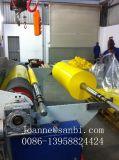 High Speed 3 Co-Extrusion слоя машины пленки дуя с системой IBC