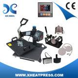 6 combinati in 1 macchina HP6IN1 della pressa di calore