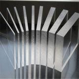 L'espace libre du matériau 2mm de Vierge d'approvisionnement de Jinan Alands a moulé la feuille acrylique