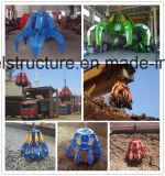 Stahlwerk-elektrische Kran-Zupacken-Wanne