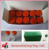 무게를 얻고 근육을 건축하는 Legit 펩티드 Sermorelin (2mg/vial)