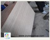 1220 * 2440mm Fantasía de chapa de madera contrachapada / madera contrachapada del álamo