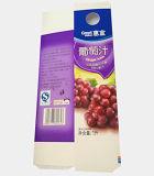 dreieckiger Karton des Saft-6-Layer/der Milch/der Sahne/des Weins/des Wassers/des Joghurts mit Schutzkappen