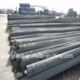 Laminatoio Price Mild Round Deformed Caldo-Rolled Bar per Construction