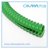 PVC flexible Reinforced Hose para Wire Cable Protection