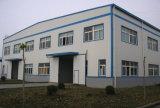 Vorfabriziertes Stahlkonstruktion-Aufbau-Fabrik-Gebäude (KXD-SSB132)