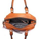 簡単で安く柔らかい革女性デザイナーハンドバッグ