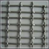 鉱山および石炭(316Lステンレス鋼ワイヤー)のためのひだを付けられた金網