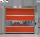 Industrielles Belüftung-Gewebe-gewöhnliche schnelle Rollen-Blendenverschluss-Tür