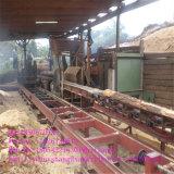 Segheria di legno circolare diesel per falegnameria