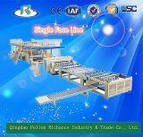 機械を作る単一の表面生産ライン波形を付けられたカートンのボードを完了しなさい