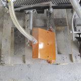 Machine (convexe) thermoplastique automotrice Main-Guidée de marquage routier