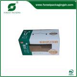 2015 Fancy New Design Milk Corrugated Box